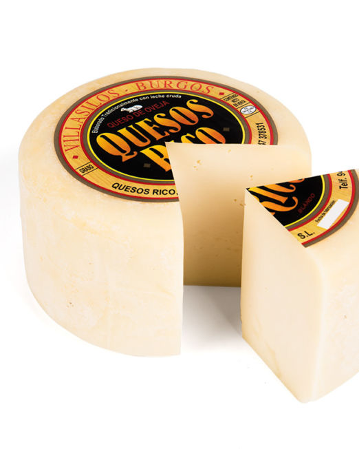 quesos rico - queso blando