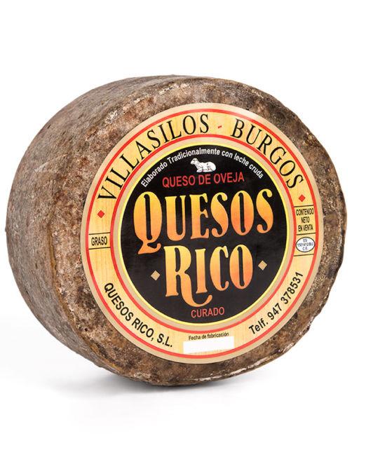 quesos rico - queso curado